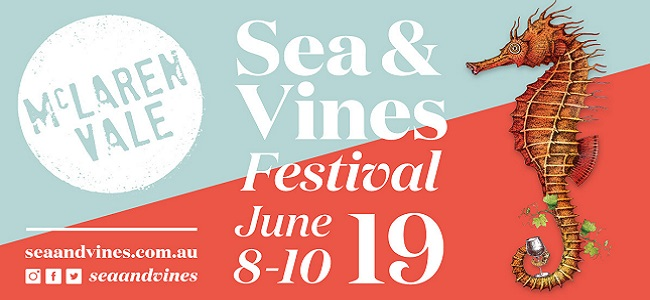 Sea & Vines Announce 2019 Program