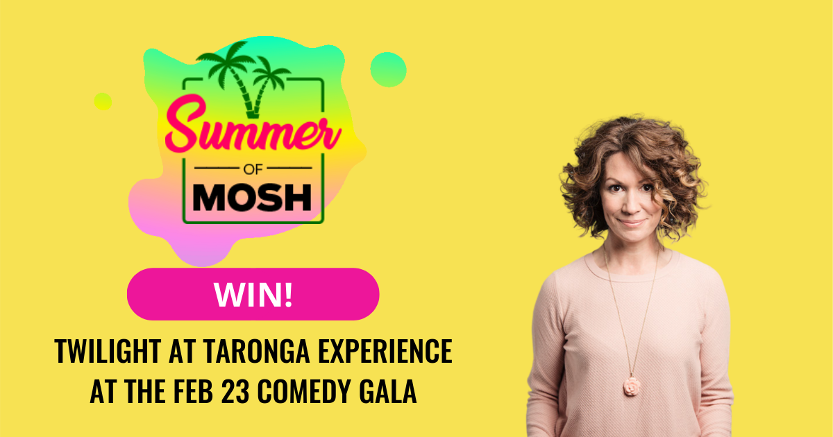 Win A Twilight At Taronga Experience At The Feb 23 Comedy Gala!