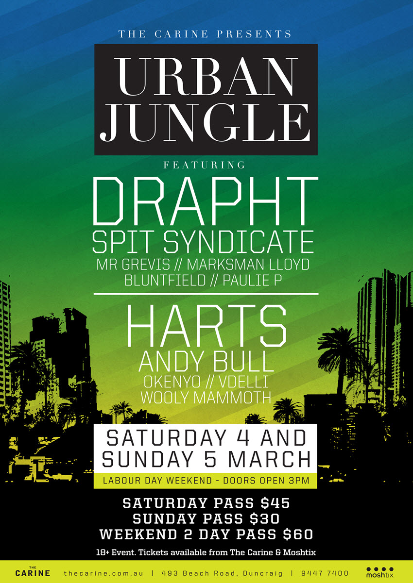 Urban Jungle tickets