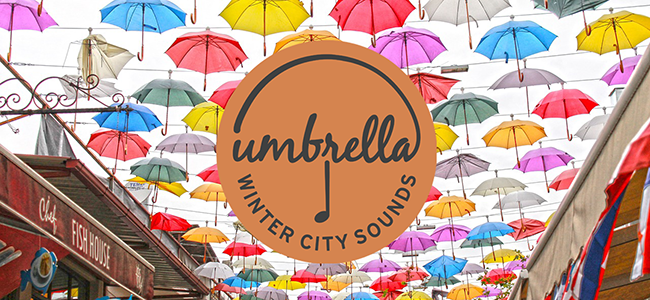 Shake Off Those Winter Blues Because Umbrella: Winter Sounds Is Coming To Adelaide To Heat Things Up