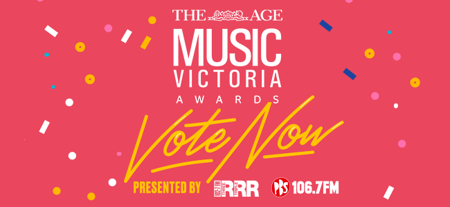 Last Chance To Vote In The Age Music Victoria Awards!