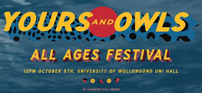 Yours & Owls Announce Lineup For Their All Ages Festival