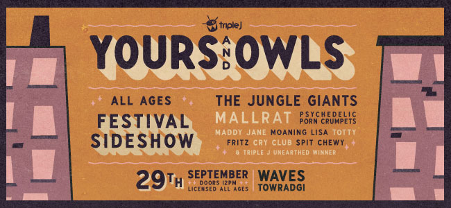 Yours & Owls Festival Announce An Epic All-Ages Sideshow