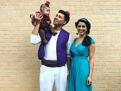 aladdin family friendly costume