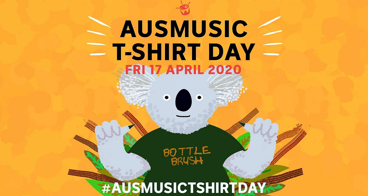 Triple j Have Announced A Special April Edition Of Ausmusic T-shirt Day