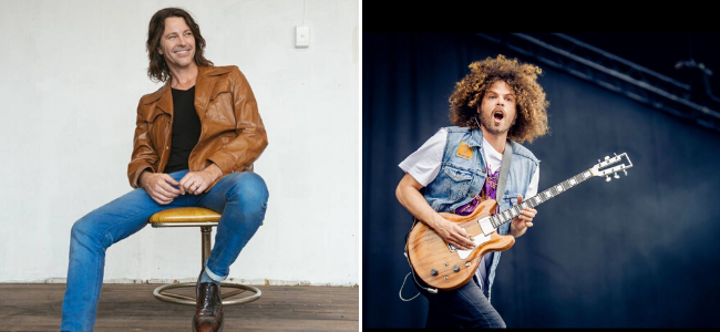 Bernard Fanning, Wolfmother And More Unite For NSW Bushfire Fundraiser