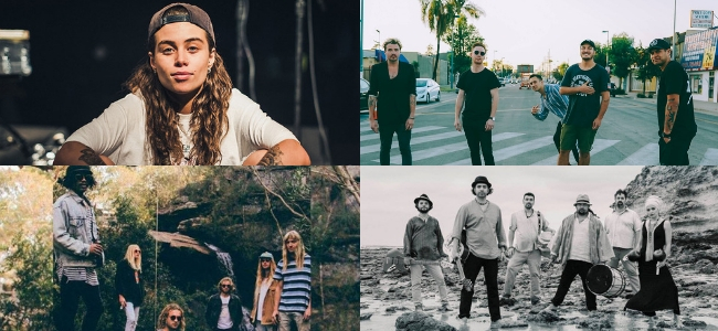 Tash Sultana, Six60 & More Join Bluesfest 2019 Lineup