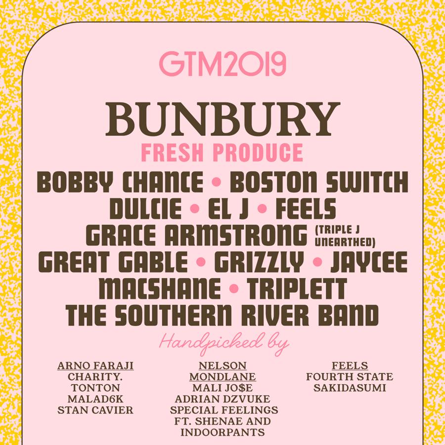 Bunbury GTM