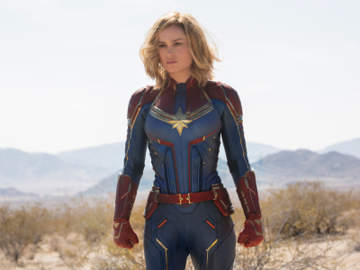 Captain marvel popsuar
