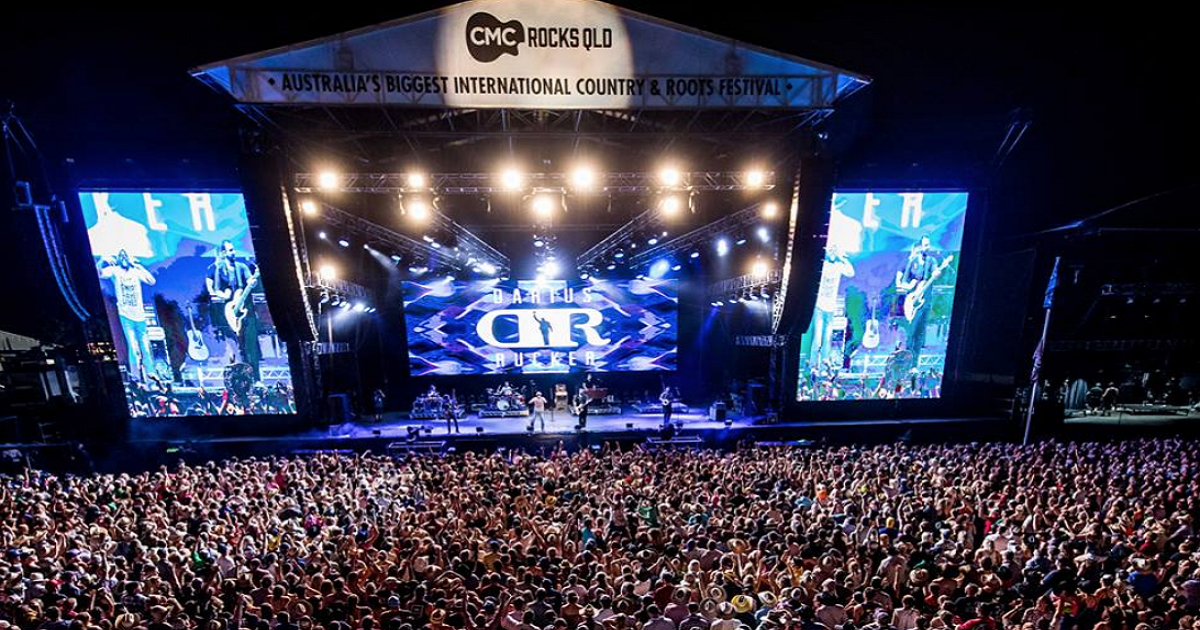 CMC Rocks QLD 2020 Due To Be Rescheduled