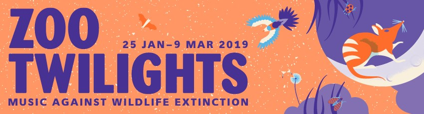 First Act For Zoo Twilights At Melbourne Zoo Announced