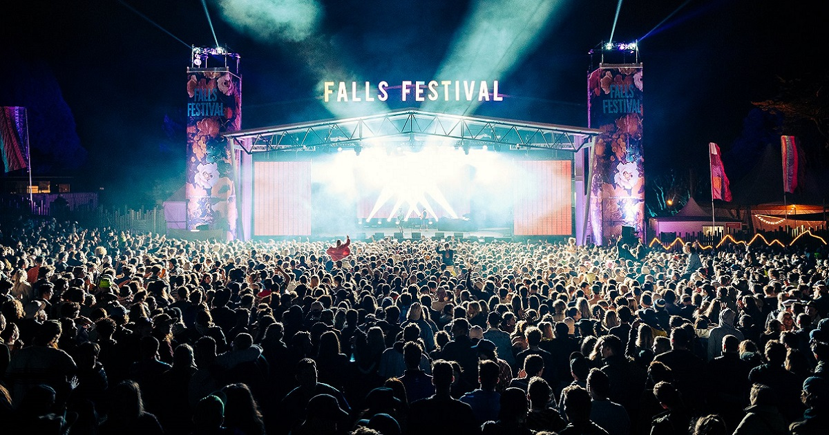 Falls Festival Announce Huge Third Lineup