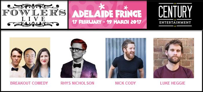 Adelaide Fringe Festival Tickets