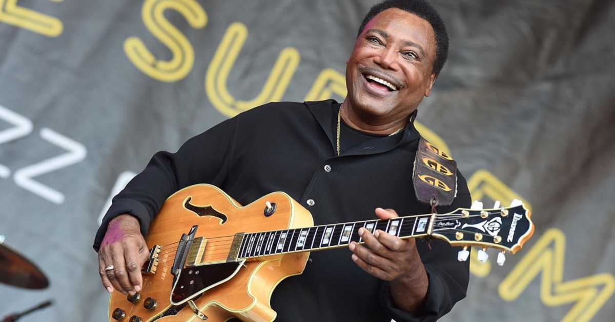 George Benson Live Since '66