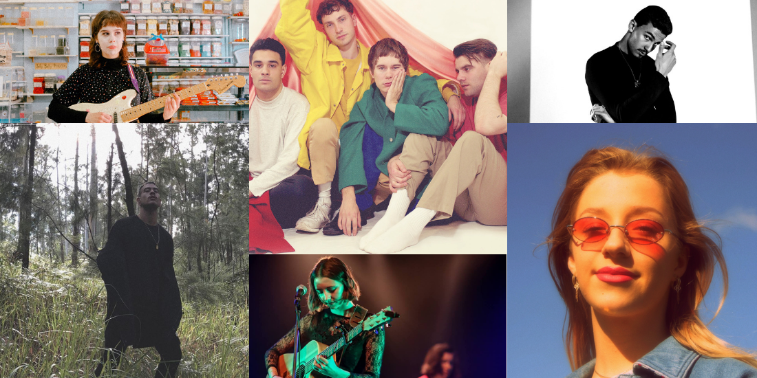 Groovin The Moo Reveals Triple J Unearthed Talent For 2019