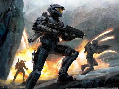 Halo 3 outfit idea