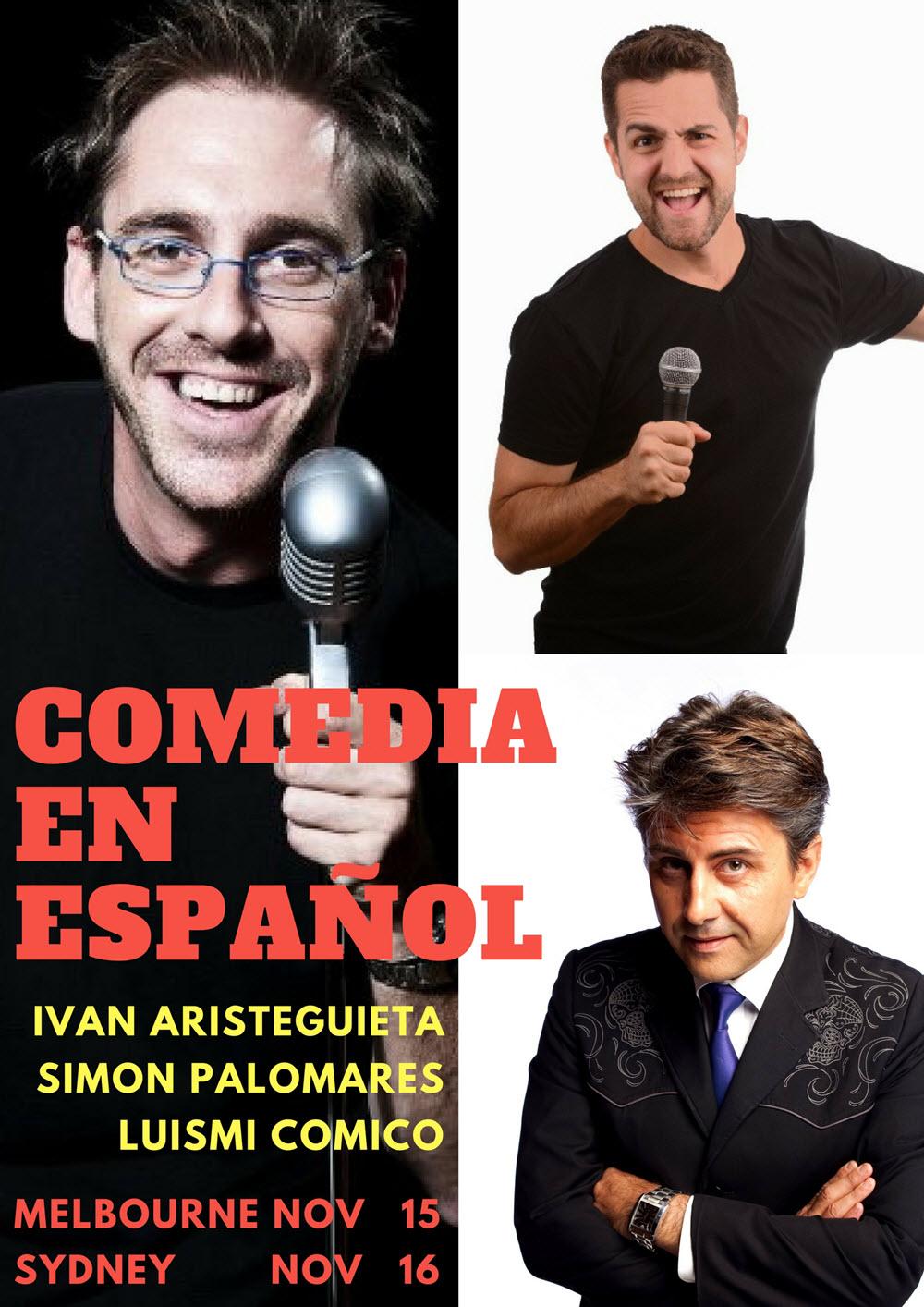Comedia En Espanol tickets