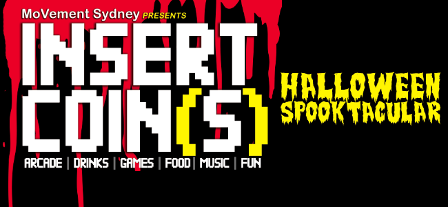 Insert Coin(s) announces Spooky Return!