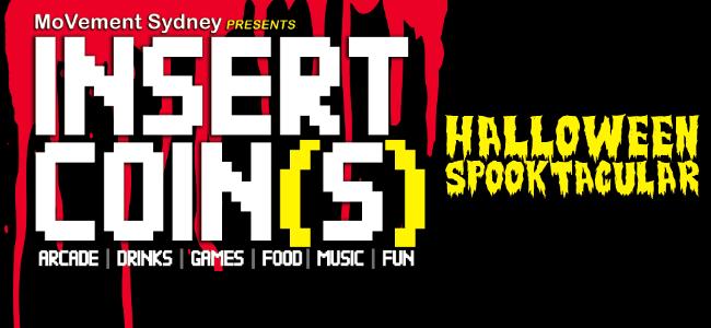 Insert Coin(s) announces Spooky Return!
