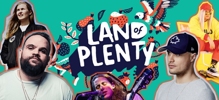 Land Of Plenty Delivers First Lineup Announcement
