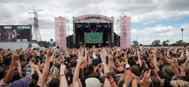 The 1975 And Charli XCX Set To Headline Laneway 2020