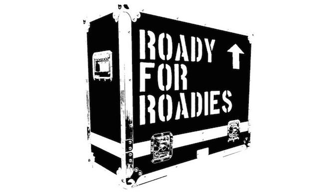 Support Australia's Roadies At Roady 4 Roadies