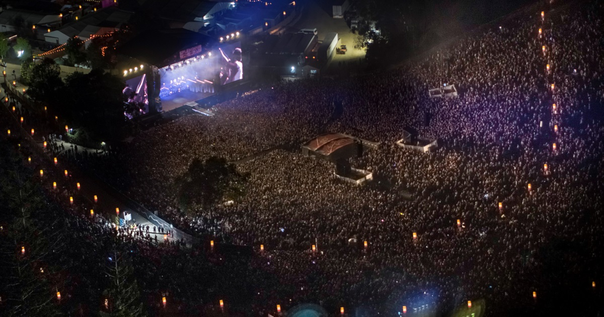 Splendour In The Grass Celebrates 20 Years With Record 50,000 Ticket Sell Out