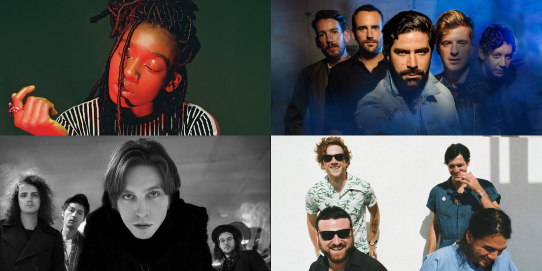 Splendour In The Grass Announce 2019 Sideshows