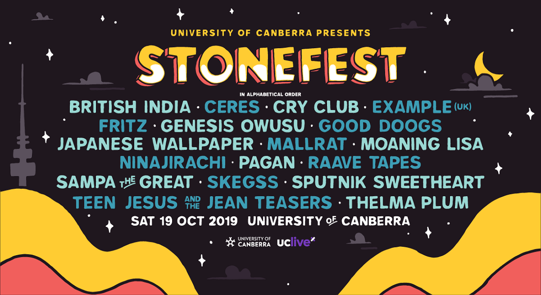 Stonefest Returns In 2019 With British India And Example