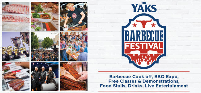 Did Someone Say BARBECUE?! The Yaks Barbeque Festival Makes Its Return Next Year!