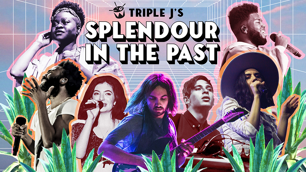 triple j Are Playing Past Sets From Splendour For The Entire Weekend Next Week