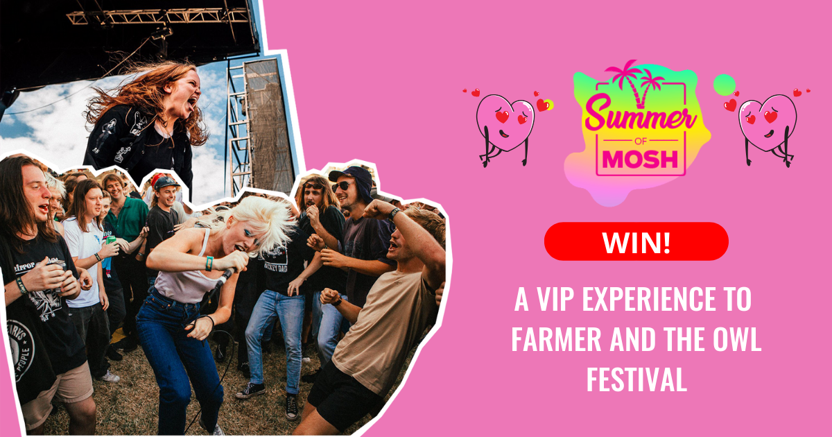 WIN: A VIP Experience For You And Your Bae To Farmer And The Owl Festival