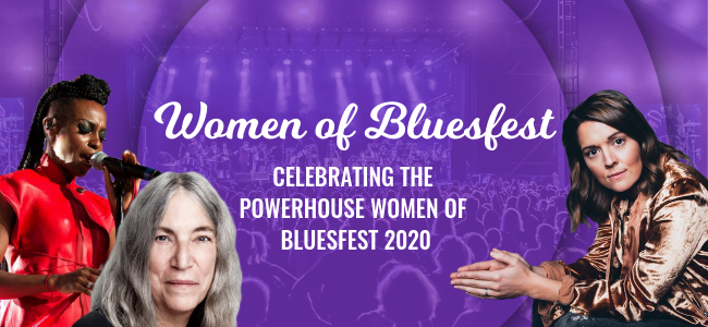 Women Of Bluesfest 2020