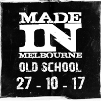 Buy Made In Melbourne: Old Sch...