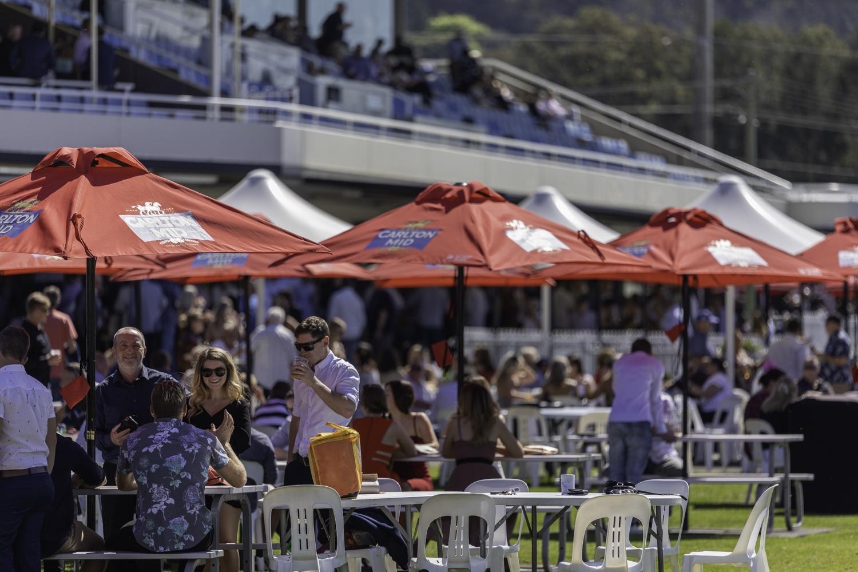 Carlton Spring Raceday
