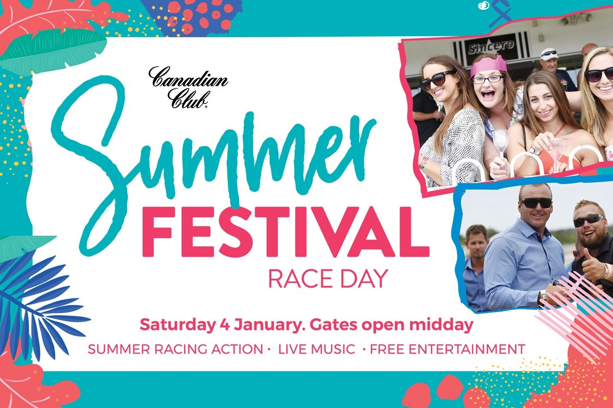 Canadian Club Summer Festival Race Day