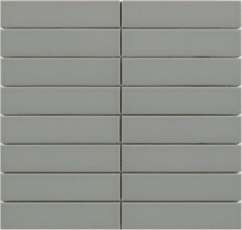 Entiva Glazed Mosaic Middle Grey Matt