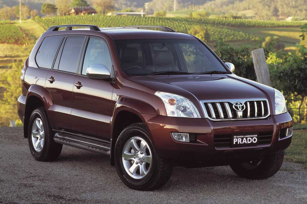2006 Toyota LandCruiser Prado Grande model shown service information & repair manuals toyota prado 120 wiring diagram pdf at reclaimingppi.co
