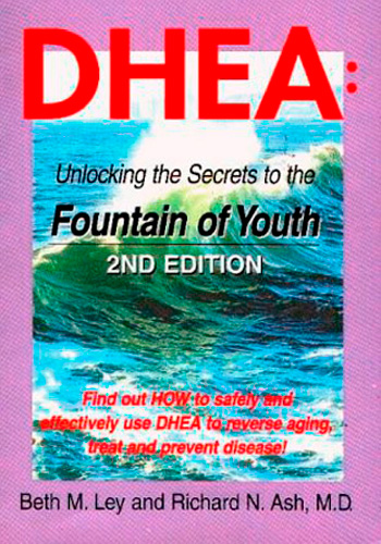 DHEA: Unlocking the Secrets to the Fountain of Youth