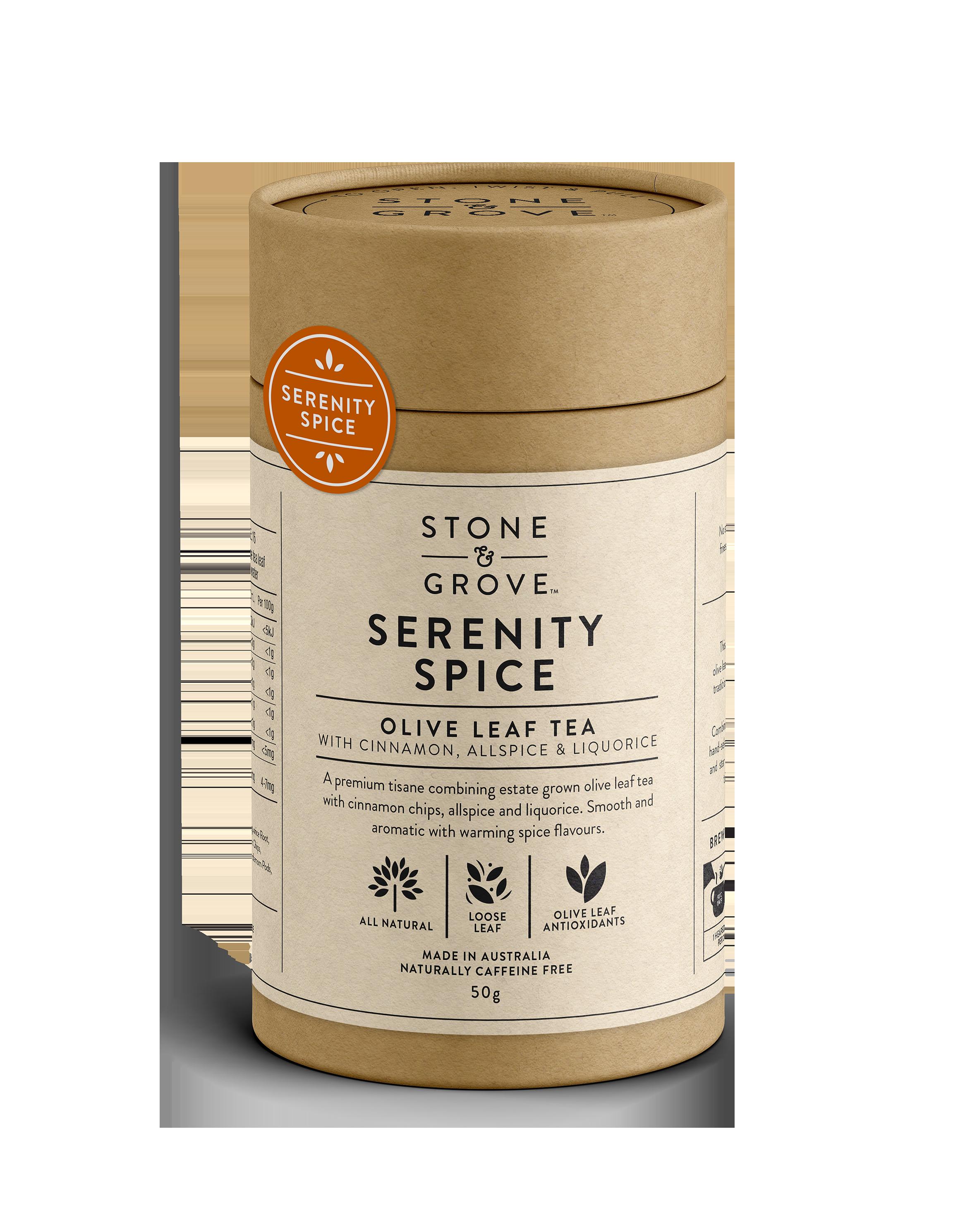 BBW Stone Grove OLT Serenity Spice