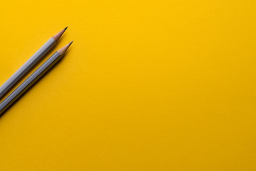 yellow-with-pencil