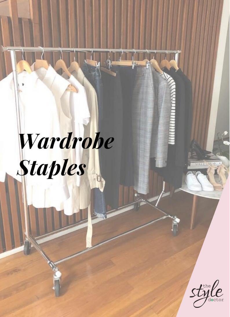 Copy of copy of wardrobe staples
