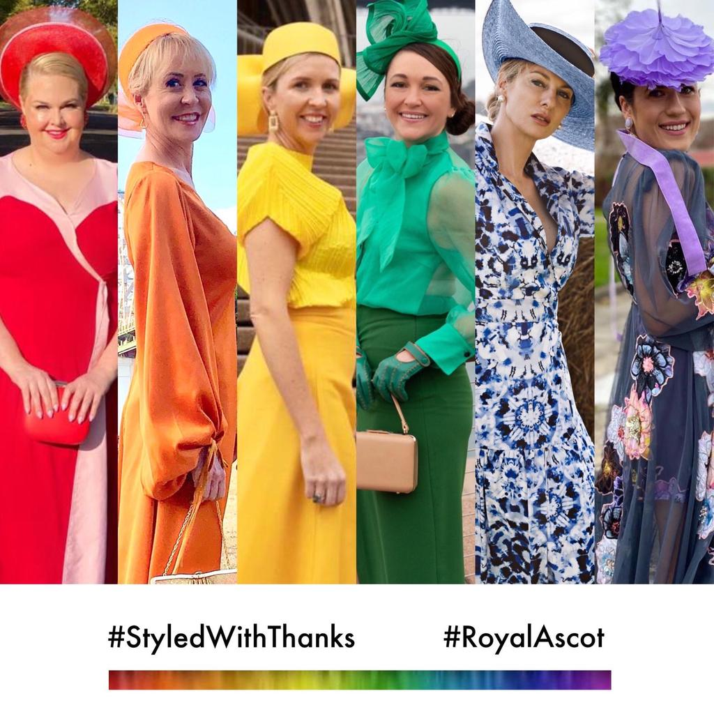 Ascot  styledwiththanks