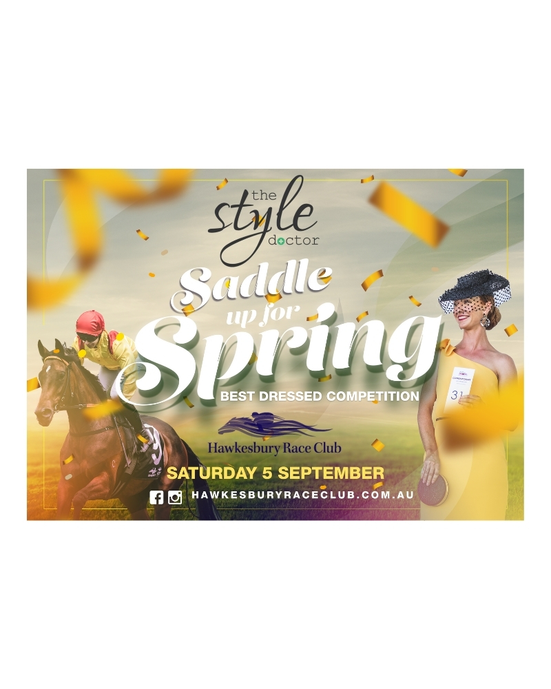 Saddle up for spring 5