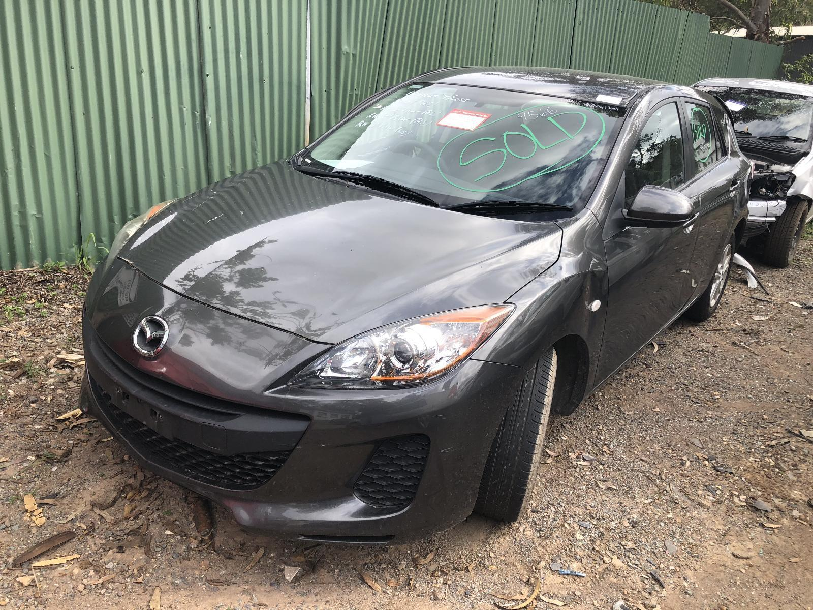 View Auto part Horn Mazda 3 2012