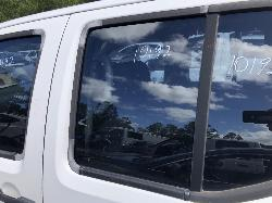 View Auto part Left Rear Door Window Nissan Navara 2011