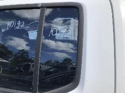 View Auto part Left Rear 1/4 Door Glass Nissan Navara 2011