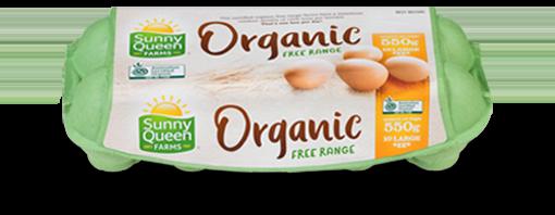 Organic free range