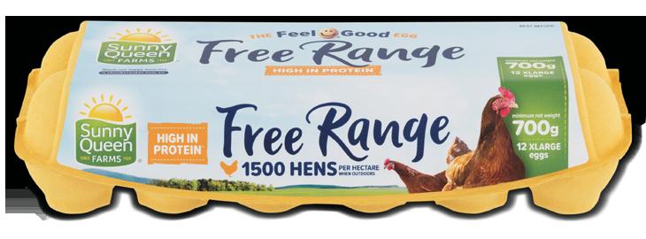 Australian Free Range Eggs