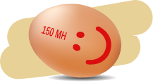 About our eggs